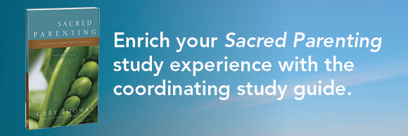 Sacred Parenting Study Guide