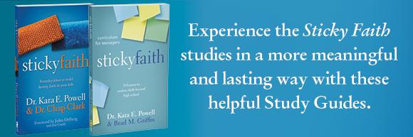 Sticky Faith Study Guide